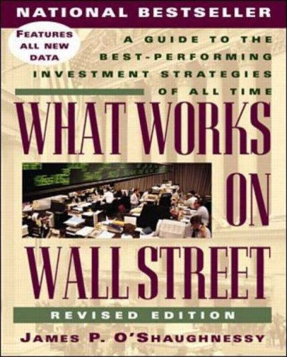 what works on wall street cover